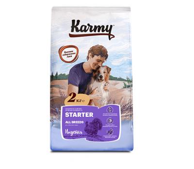 Купить KARMY Стартер с индейкой для щенков