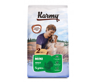 KARMY Мини Эдалт с индейкой для мини пород собак