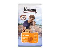 KARMY Актив Медиум/Макси с индейкой для собак средних и крупных пород  2 кг.