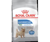Royal Canin Mini Light Weight Care для мелких пород с избыточным весом
