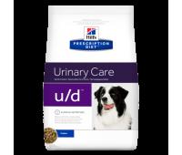 HILL'S PD u/d при почечной недостаточности у собак 5кг