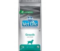 Farmina VetLife Growth для щенков в период роста  2 кг.
