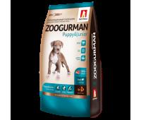 Zoogurman Puppy & Junior с телятиной для щенков средних и крупных пород 12кг