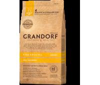GRANDORF PROBIOTIC MINI 4вида мясо с рисом пробиотиками для собак мини пород 3кг