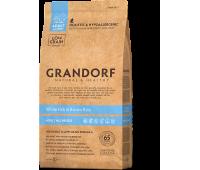 GRANDORF ALL BREEDS White Fish/Rice низкозерновой корм с белой рыбой и бурым рисом для собак 12кг
