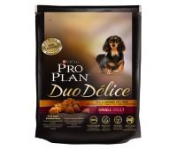 PRO PLAN DuoDelice с курицей для собак мелких пород