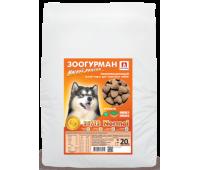 Zoogurman Normal полнорационный корм для собак 15кг
