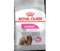 Royal Canin Mini Exigent для мелких собак капризных в еде