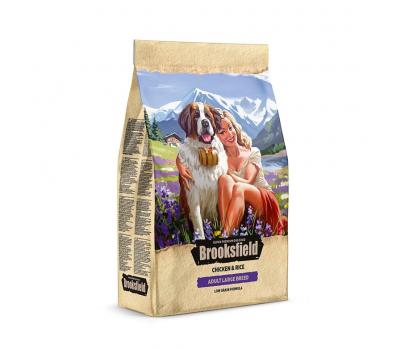 Купить Сухой корм BROOKSFIELD Adult Dog Large Breed для взрослых собак крупных пород с курицей и рисом