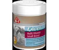 8in1 Excel Multi Vitamin 70таб ADULT euro для мелких пород