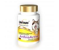 Витамины Unitabs ArthroАctive с Q10 для собак, 100таб