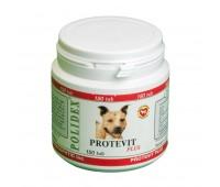 POLIDEX Протевит плюс 1таб/10кг для собак