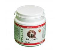 POLIDEX Рековит 1таб/5кг 150таб для собак
