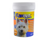 КанВит Биотин 100г (таб) добавка для собак