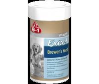8in1 Excel BREWERS YEAST 1430таб euro для кошек и собак
