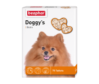 Beaphar Doggy's Биотин 75таб витамины для собак