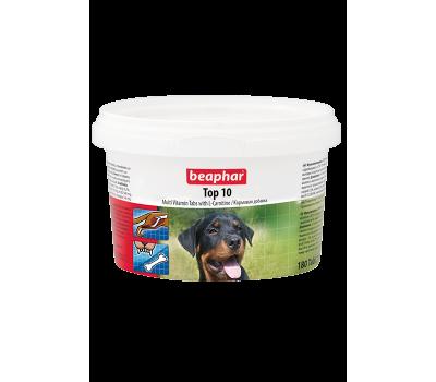 Купить Beaphar Top 10 Multivitamin 180таб витамины для собак